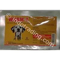 Obat Cacing Pita Anjing Worm T 1