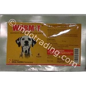 Obat Cacing Pita Anjing Worm T