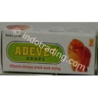 Obat Vitamin Anak Anjing Adevet 1