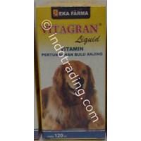 Obat Vitamin Bulu Anjing Vitagran 1
