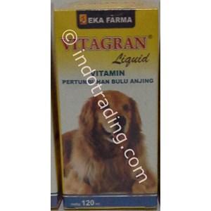 Obat Vitamin Bulu Anjing Vitagran