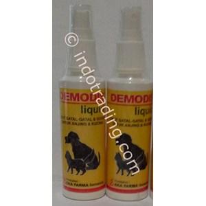Obat Scabies Demodex Anjing Demodis Spray