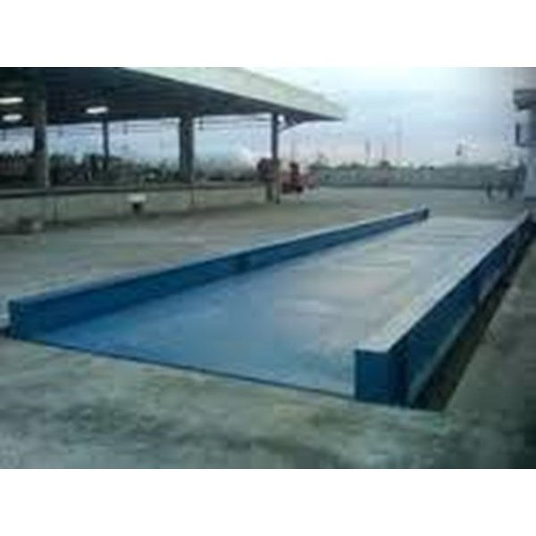 Jembatan Timbang Weighing Scale Truck WeighBridge