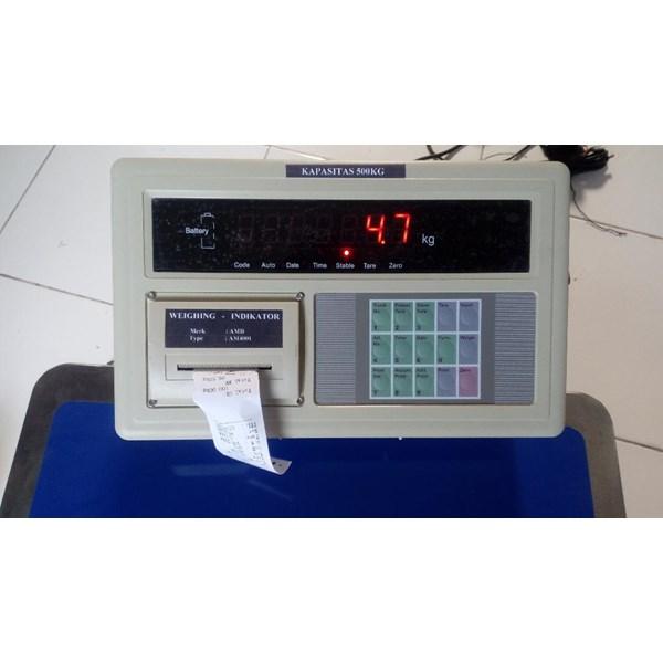 Indikator Timbangan Digital AMD Surabaya