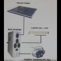 Lampu Paket Solar Home System 1