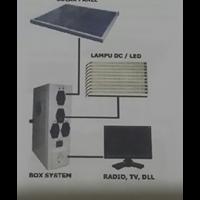 Jual Lampu Paket Solar Home System 2