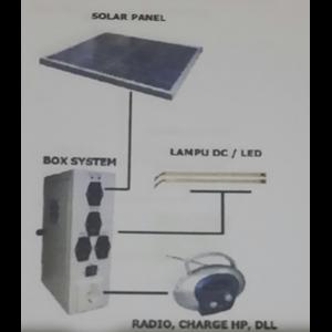 Lampu Paket Solar Home System