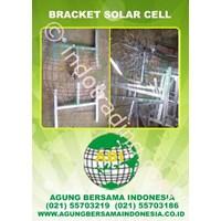Tiang Pju Solar Cell (100% Asli Pembuat Tiang Lampu Jalan) 1