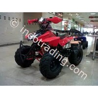 Motor ATV 110 cc Queen Merah