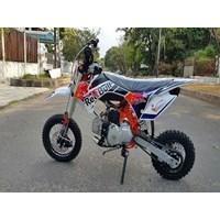 Mini Trail TRX 110cc RED BULL 12 10 1
