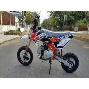 Mini Trail TRX 110cc RED BULL 12 10