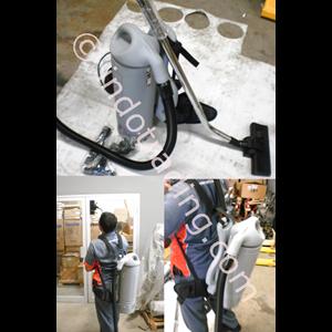 Dorsal Vacuum Kering & Basah