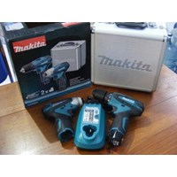 Jual Mesin Bor/ MESIN Obeng/ Drill/ Driver MACHINE MAKITA