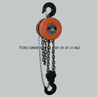 Jual KATROL-CHAIN BLOCK-HOIST- ELECTRIC HOIST