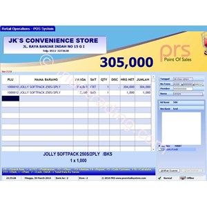 Prs Retail By CV. Pos Retail Solusindo
