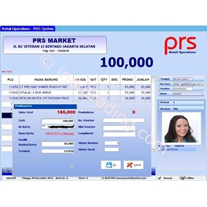 Software Pos Retail Supermarket Enterprise By Pos Retail Solusindo
