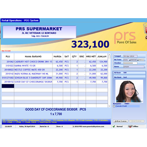 PRS Retail Operations By CV. Pos Retail Solusindo