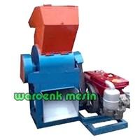 Jual Mesin Perajang Plastik atau Mesin Pencacah