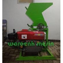 Mesin Perajang Plastik atau Mesin Pencacah