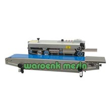 Mesin Continuous Brand Sealer