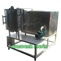 Oven dan Tungku Industri Vacum Drying