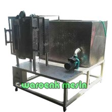 Oven dan Tungku Industri Vacum Drying