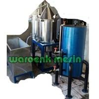 Jual Mesin Destilasi Sistem Boiler / Pemurnian Minyak 2