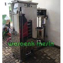 Oven dan Tungku Industri atau  Mesin Oven Pengering Listrik Serba Guna