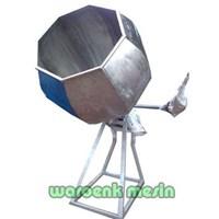 Mesin Mixer Hexagonal Bahan Kering 1