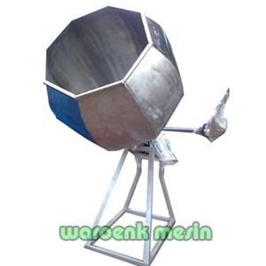 Mesin Mixer Hexagonal Bahan Kering