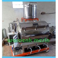 Jual Mesin Vacuum Frying