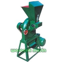 Mesin Penepung (Mesin Disk Mill) Listrik 1