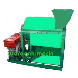 Mesin Pengurai Penyerat Sabut Kelapa
