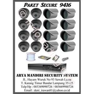 Paket Cctv Secure 9416