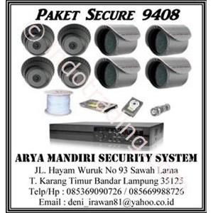 Paket Cctv Secure 9408