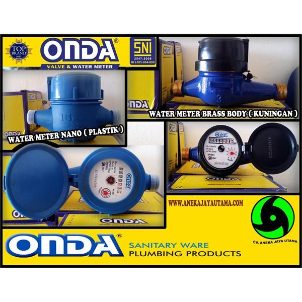 Onda Water Meter