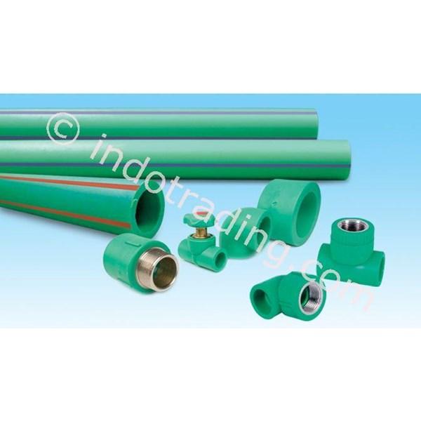 Wavin Tigris Green Pipe