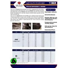 Pipa PVC Standar ISO
