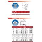 Pvc Pipe Fitting Standard Wavin D 7