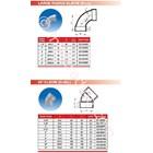Pvc Pipe Fitting Standard Wavin D 4