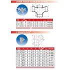 Pvc Pipe Fitting Standard Wavin D 6