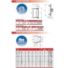 Pvc Pipe Fitting Standard Wavin D 2