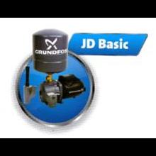 Pompa air Type JD Basic