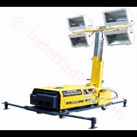 Jual Diesel Light Tower Firman Tipe Flt3000 2