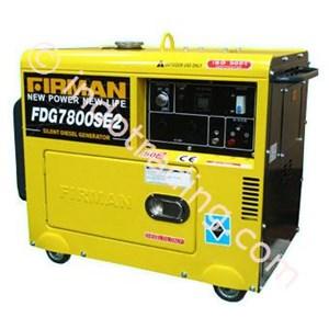 Diesel Generator Firman Tipe Fdg7810se2