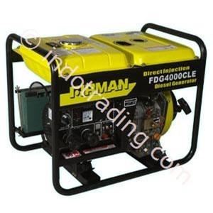Diesel Generator Firman Fdg400cle