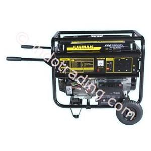 Genset Bensin Portable Gasoline Generator Tipe Fpg7500f