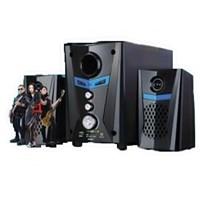 Speaker Multimedia GMC 888D1 - Hitam 1