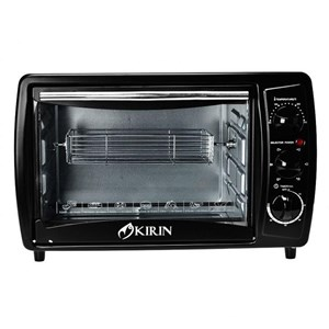 Kirin KBO-190RAW Oven Elektrik 19 L - Hitam