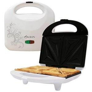 Pemanggang Sandwich Kirin KST-360 - Putih